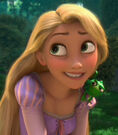 Rapunzel in Tangled