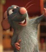 Remy in Ratatouille (2007)