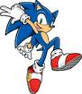 Sonic heroes pose