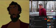 Aaron vs Psycho Dad