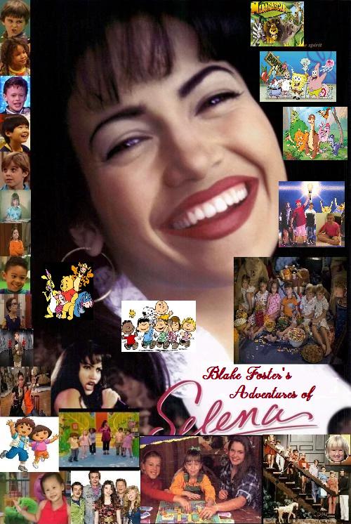 Blake Foster's Adventures of Selena