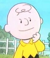 Charlie Brown in You're in the Super Bowl, Charlie Brown