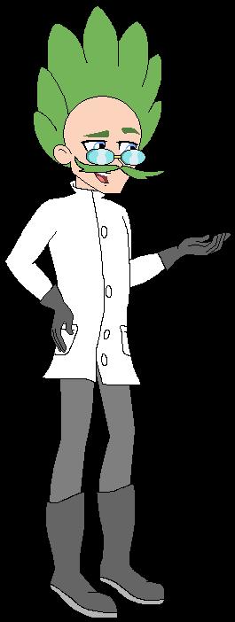 Dr. Buzzbill