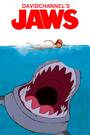 JAWS (1975) (Davidchannel's Version) Poster