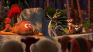King Julien's stories