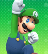 Luigi in Mario Party 10