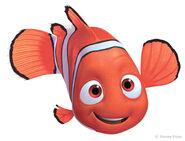 Nemo the Little Clownfish