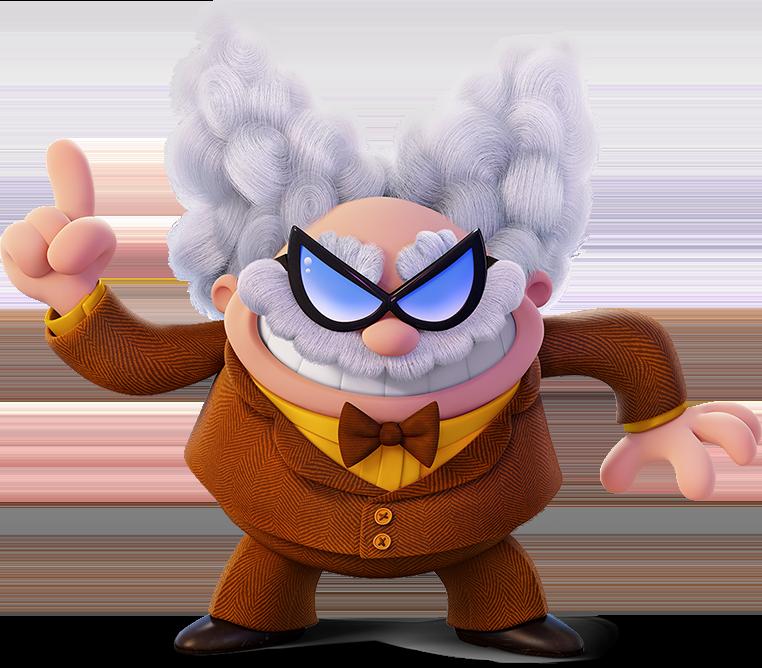 Professor Poppypants