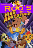 Roo's High-Jumping Adventure Poster