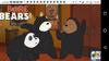 We Bare Ninja Bears