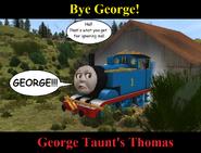 ''Bye George!'' Extra Custom Scene