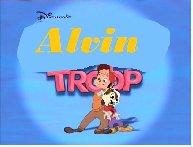 Alvin Troop