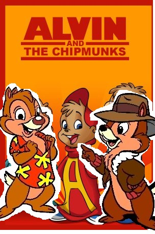 Alvin and the Chipmunks (1983) (Chris1702 Style)