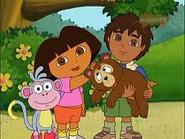 Bear, Spectacled (Dora the Explorer)