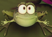 Garfield Frog