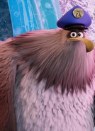Jerry the Eagle