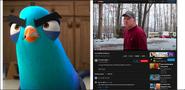 Lance Sterling vs Psycho Dad