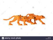 Noah's Ark Giraffes Otters Cheetahs Hedgehogs Opossums