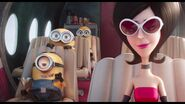 Scarlet and minions going to castle