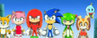 Sonic, Cosmo And Company