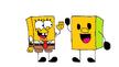 SpongeBob Meets SpongeDru