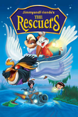 The rescuers jimmyandfriends style poster