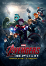 Avengers - Age of Slade (2015) (Davidchannel's Version) Poster