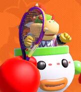 Bowser Jr. in Mario Tennis Aces