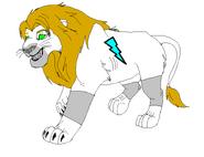 Edenia Lion Zord