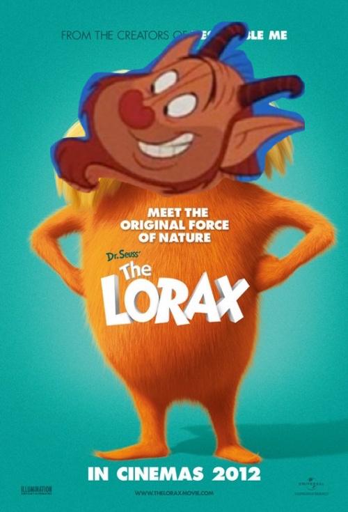 The Satyr (The Lorax)