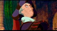 Frollo as Lord Farquaad