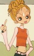 Mikako Kouda's Belly Button 4