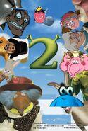 Orinoco 2 (Shrek 2) Poster