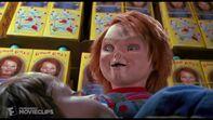 Rehabilitation of Chucky in Child's Play 2