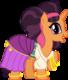 Saffron Masala as Esmeralda