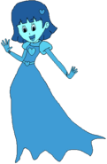 Sarah Spacebot ghost form thenightmarebeforechristmas in thespacebotsadventuresseries