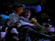 Shelley Duvall Sleeping