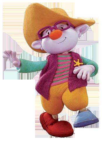 Skeebo (JoJo's Circus)