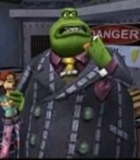 The Toad in Flushed Away (Video Game)