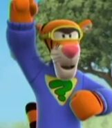 Tigger in My Friends Tigger & Pooh