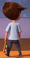 Tim's backside (X2)