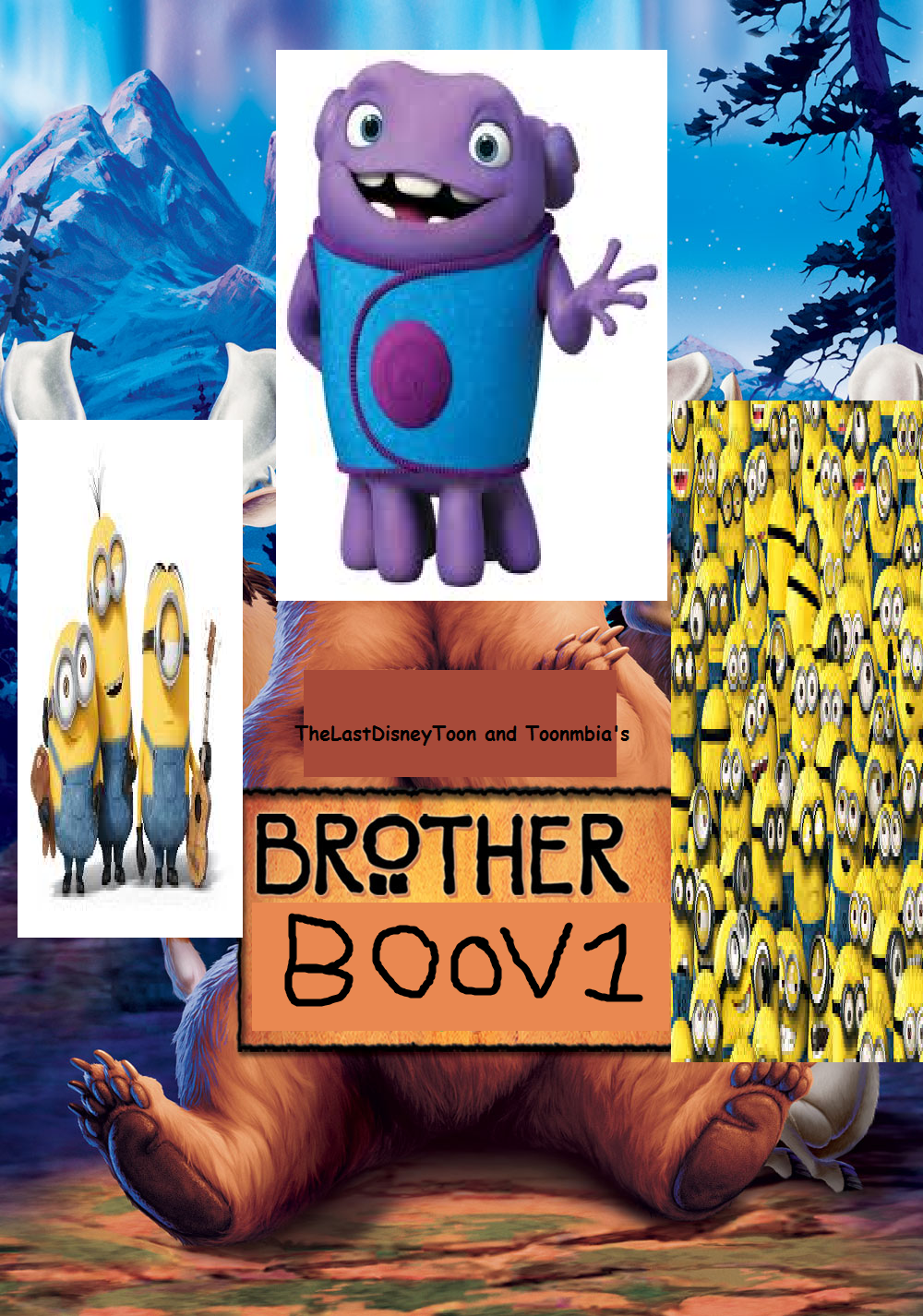 Brother Boov (TheLastDisneyToon and Toonmbia Style)