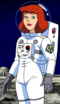 Daphne spacesuit