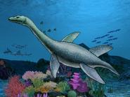 Dm plesiosaurus