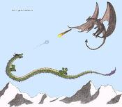 European Dragon vs. Chinese Dragon