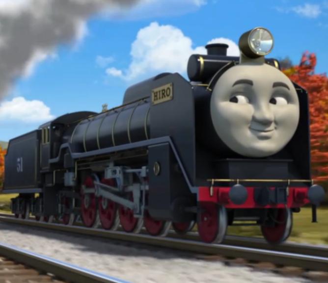 Hiro of The Railway