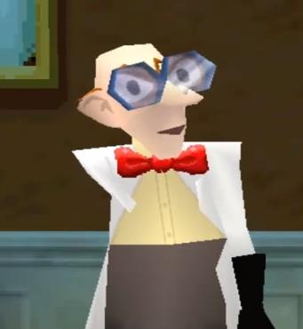 Professor Farzboom