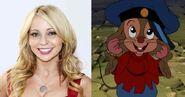Tara Strong as Fievel Mousekewitz