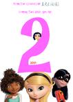 The Girl Power Movie 2 (2021) Teaser Poster