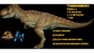 Tyrannosaurus Doe